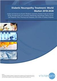 Diabetic Neuropathy Treatment: World Market 2018-2028