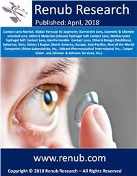 Contact Lens Market, Global Forecast