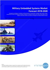 Military Embedded Systems Market Forecast 2018-2028