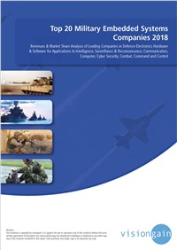Top 20 Military Embedded Systems Companies 2018