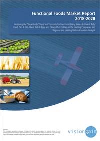 Functional Foods Market Report 2018-2028