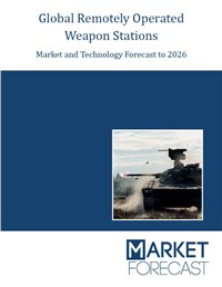 Global Remotely Operated Weapon Stations - Market and Technology Forecast to 2026
