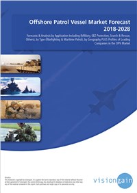 Offshore Patrol Vessel Market Forecast 2018-2028