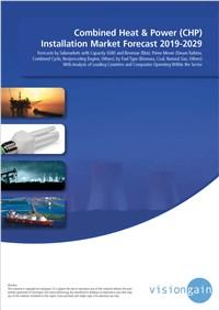 Combined Heat & Power (CHP) Installation Market Forecast 2019-2029