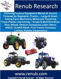 China Agriculture Equipment Market & Volume Forecast