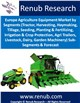 Cover Image- Europe Agriculture Equipment Market - Sub-Segments & Forecast