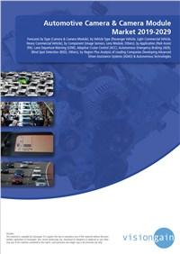 Automotive Camera & Camera Module Market 2019-2029