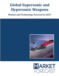 Global Supersonic and Hypersonic Weapons - Market and Technology Forecast to 2027