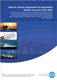 Marine Seismic Equipment & Acquisition Market Forecast 2019-2029