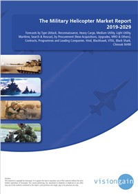 The Military Helicopter Market Report 2019-2029