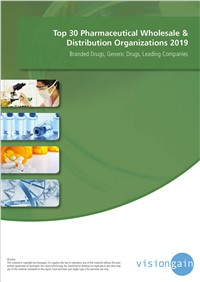 Top 30 Pharmaceutical Wholesale & Distribution Organizations 2019