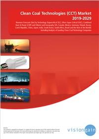 Clean Coal Technologies (CCT) Market 2019-2029