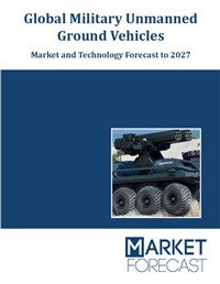 Global Unmanned Ground Vehicles Market and Technology Forecast to 2027