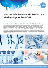 Pharma Wholesale and Distribution Market Forecasts 2020-2030
