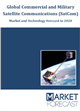 Cover Image- Global Commercial and Military Satellite Communications (SatCom) - Market and Technology Forecast to 2028