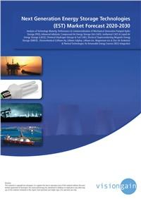 Next Generation Energy Storage Technologies (EST) Market Forecast 2020-2030