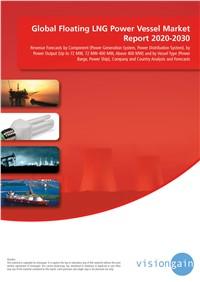 Global Floating LNG Power Vessel Market Report 2020-2030
