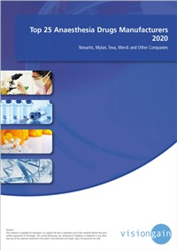 Top 25 Anaesthesia Drugs Manufacturers 2020