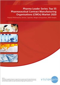 Pharma Leader Series: Top 55 Pharmaceutical Contract Manufacturing Organisations (CMOs) Market 2020