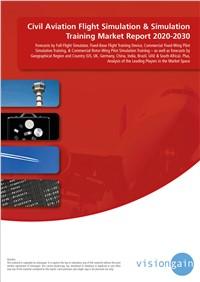 Civil Aviation Flight Simulation & Simulation Training Market Report 2020-2030