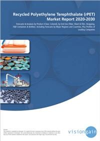 Recycled Polyethylene Terephthalate (rPET) Market Report 2020-2030