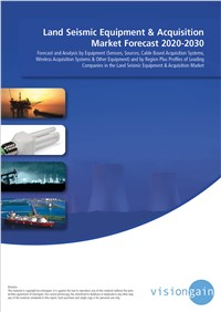Land Seismic Equipment & Acquisition Market Forecast 2020-2030