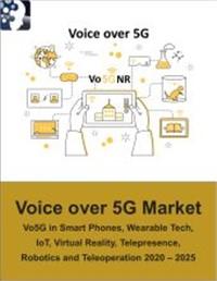 Voice over 5G Market 2020 – 2025