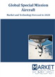 Cover Image- Global Special Mission Aircraft - Market and Technology Forecast to 2028