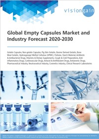 Global Empty Capsules Market and Industry Forecast 2020-2030