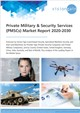 Cover Image- Private Military & Security Services (PMSCs) Market Report 2020-2030