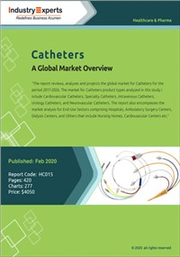 Catheters – A Global Market Overview