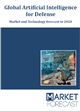 Cover Image- Global Artificial Intelligence for Defense - Market and Technology Forecast to 2028