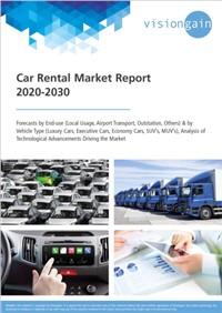 Car Rental Market Report 2020-2030