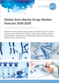 Global Anti-obesity Drugs Market Forecast 2020-2030