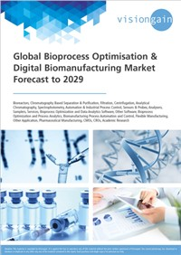 Global Bioprocess Optimisation & Digital Biomanufacturing Market Forecast to 2029