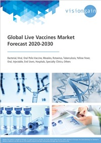 Global Live Vaccines Market Forecast 2020-2030