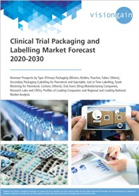 Clinical Trial Packaging and Labelling Market Forecast 2020-2030