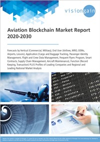 Aviation Blockchain Market Report 2020-2030