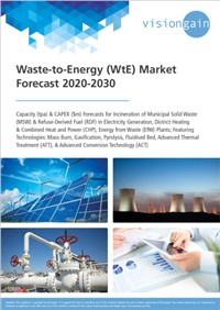 Waste to Energy (WtE) Market Forecast 2020-2030