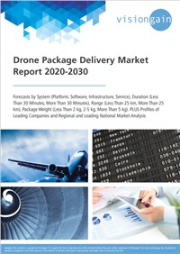 Drone Package Delivery Market Report 2020-2030