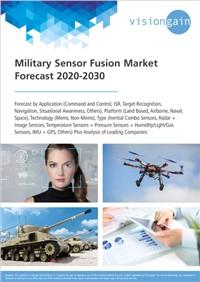 Military Sensor Fusion Market Forecast 2020-2030