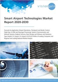 Smart Airport Technologies Market Report 2020-2030
