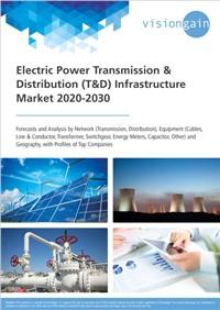Electric Power Transmission & Distribution (T&D) Infrastructure Market 2020-2030