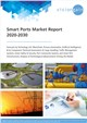 Cover Image- Smart Ports Market Report 2020-2030