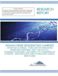 Human Gene Sequencing Markets 2020 to 2024