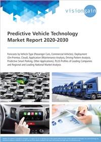 Predictive Vehicle Technology Market Report 2020-2030