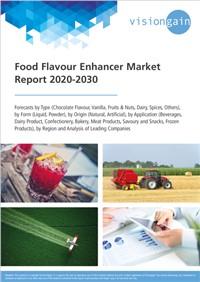 Food Flavour Enhancer Market Report 2020-2030