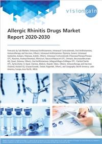 Allergic Rhinitis Drugs Market Report 2020-2030