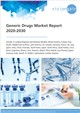 Cover Image- Generic Drugs Market Report 2020-2030