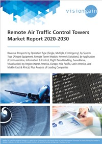 Remote Air Traffic Control Towers Market Report 2020-2030